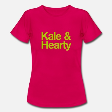 Kale Kale and Hearty - Special edition. - Women's T-Shirt
