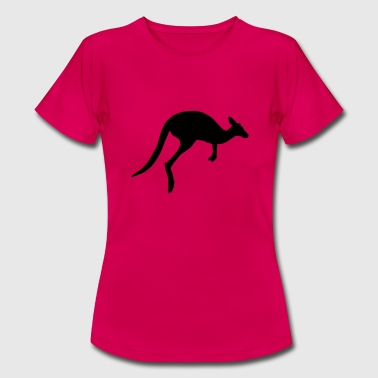 Kangaroo - Women's T-Shirt