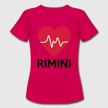 heart Rimini - Women's T-Shirt