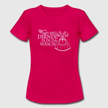 NO DIRNDL - Women's T-Shirt