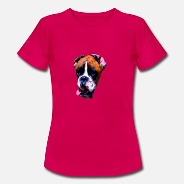 Ugly Dog Ugly Dog Face - Women's T-Shirt