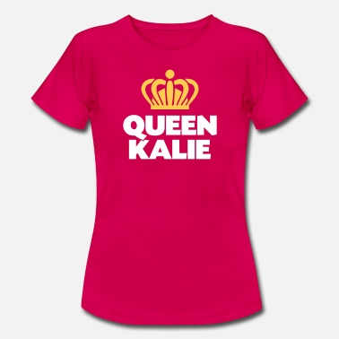 Kali Queen kalie name thing crown - Women's T-Shirt