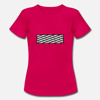 Black Flag Poronese black flag - Women's T-Shirt