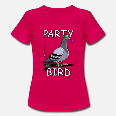 Party Bird - Women's T-Shirt