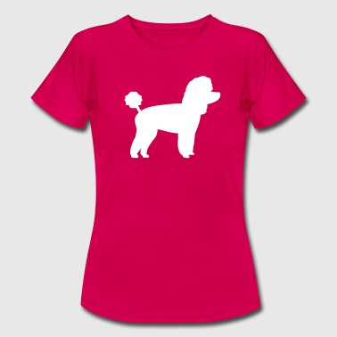 Toy Pudel - Frauen T-Shirt