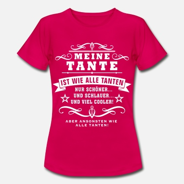 Suchbegriff Geburtstag Tante T Shirts Online Bestellen Spreadshirt