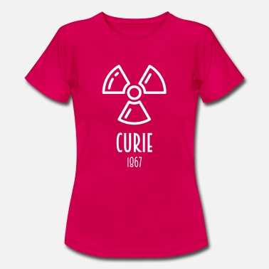 Nobel Prize Marie Curie | Famous people - Women's T-Shirt