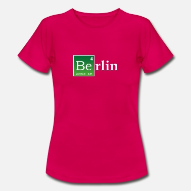 My Chemical Romance Berlin - Frauen T-Shirt