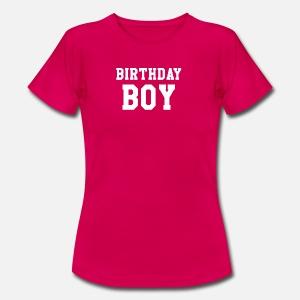 Geburtstag Happy Birthday Boy Party Geschenk Schwangerschafts T