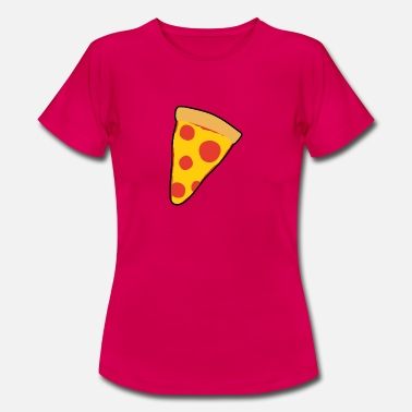Lukas Pizza - Frauen T-Shirt
