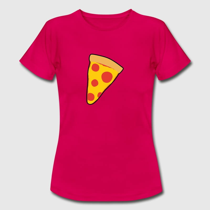 Pizza - Frauen T-Shirt