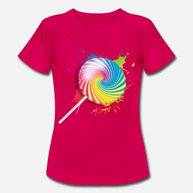 Lolli Lollipop - Frauen T-Shirt