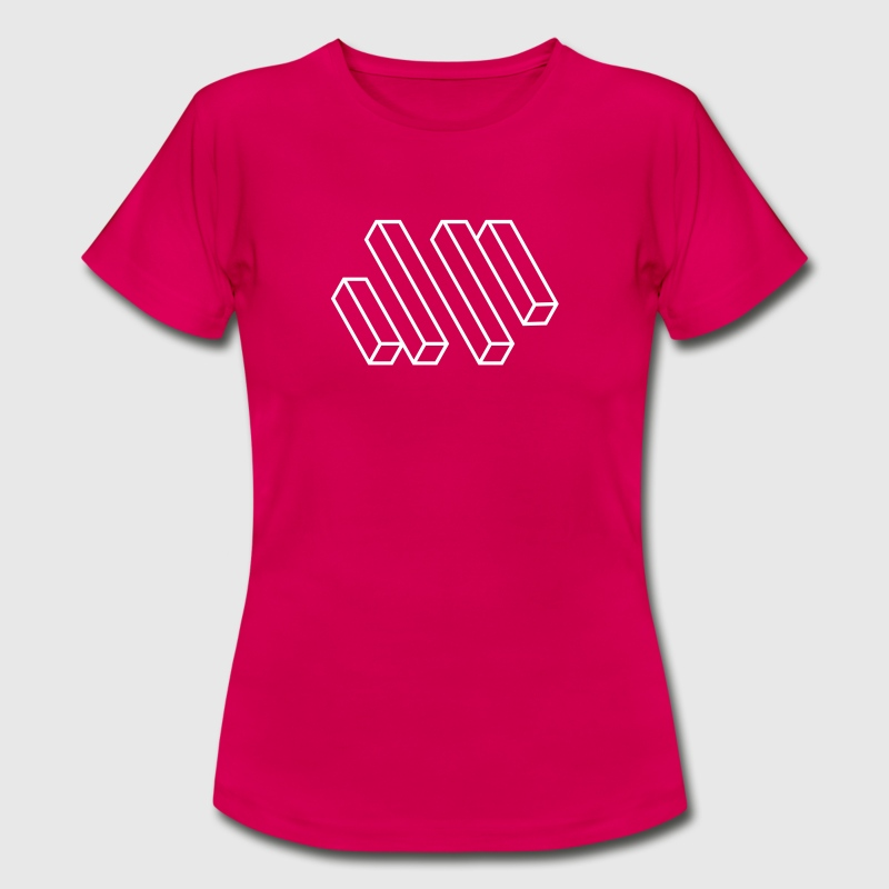 Impossible Figures 10A - Women's T-Shirt