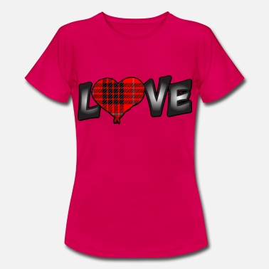 Love Struck Love struck - Women's T-Shirt