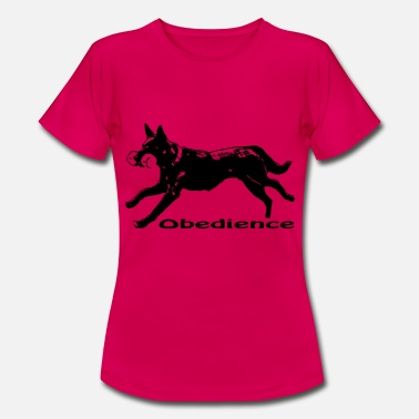 Obedience Obedience Kelpie - Women's T-Shirt