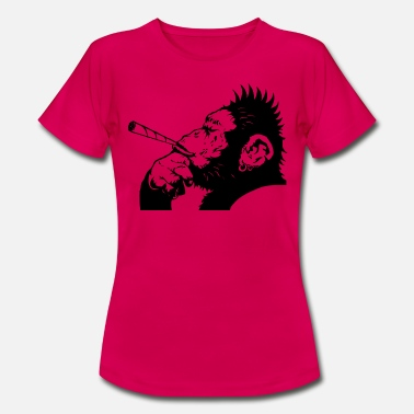 Funky Funky Monkey - Women's T-Shirt