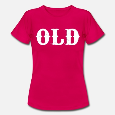 Oude Stadskern oud - Vrouwen T-shirt