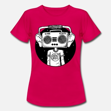 Music Man - Women's T-Shirt