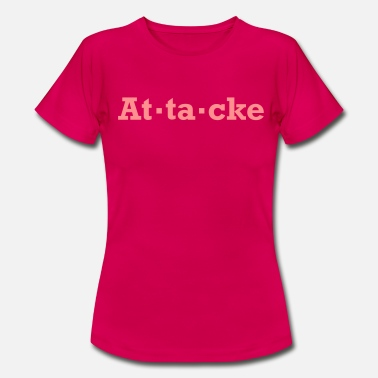 Attacked attack - Women's T-Shirt