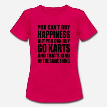 Go-kart Go Kart Car Sport T-Shirt design - Women's T-Shirt