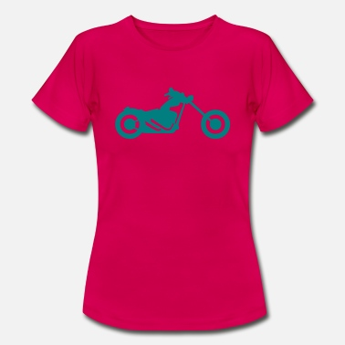 Tourism tourism motorcycle 5869 - Women's T-Shirt