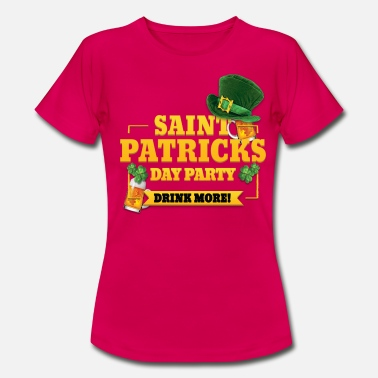 St.patrick's day t-shirt - Women's T-Shirt