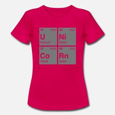 93c411587 UNiCoRn Periodic Table of Elements - Women's ...