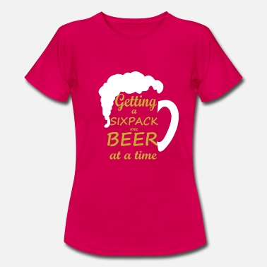 beer mug - Women's T-Shirt