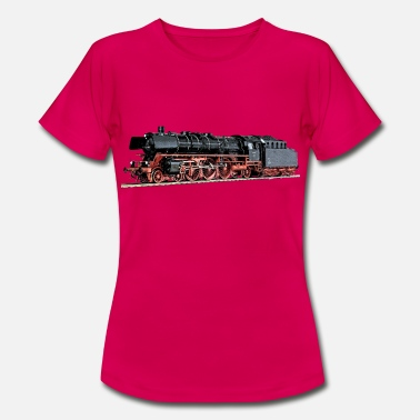 Steam Engine Steam locomotive 03.10 - Women's T-Shirt