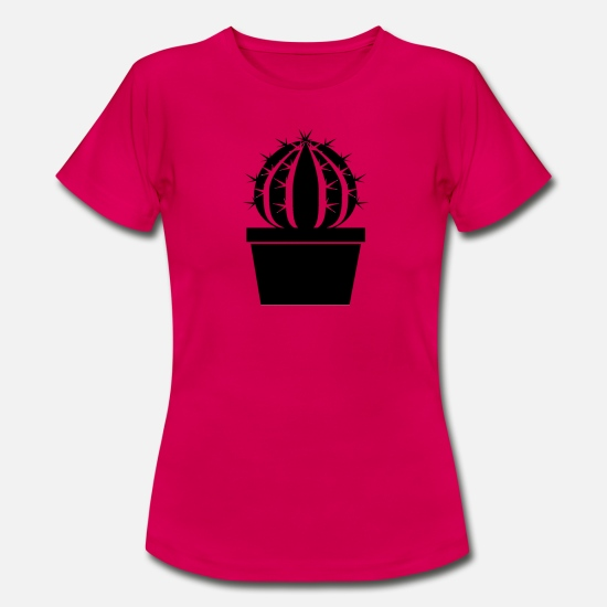 Love T-Shirts - Cactus lover - Women's T-Shirt ruby red