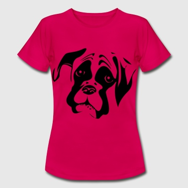 Boxer - Women's T-Shirt