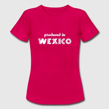 Wexico - White - Women's T-Shirt