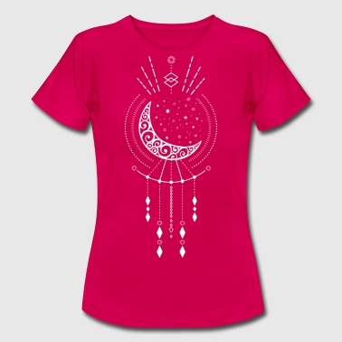 Shamanic Moon - Women's T-Shirt