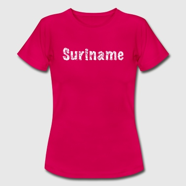 Suriname - Frauen T-Shirt