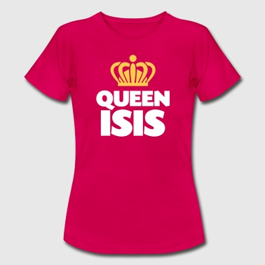 Queen isis name thing crown - Women's T-Shirt