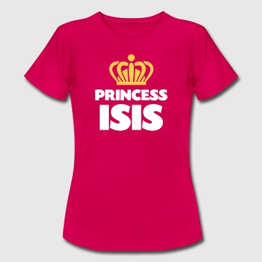 Princess isis name thing crown - Women's T-Shirt