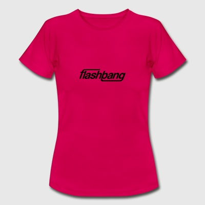 Flash Bang simple - 25kr don - T-shirt Femme