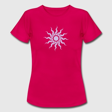 The Sun - Vrouwen T-shirt