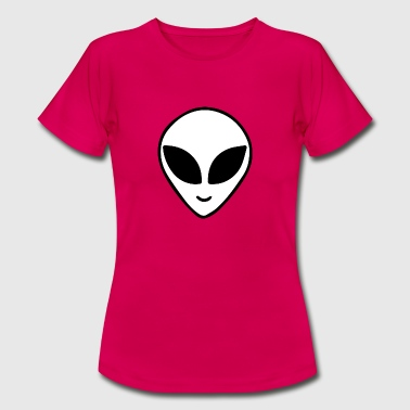 Alienforweb - Frauen T-Shirt