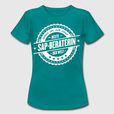 Beste SAP-Beraterin - Frauen T-Shirt