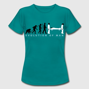 evolution_sanitaeter_09_201603_3c - Frauen T-Shirt