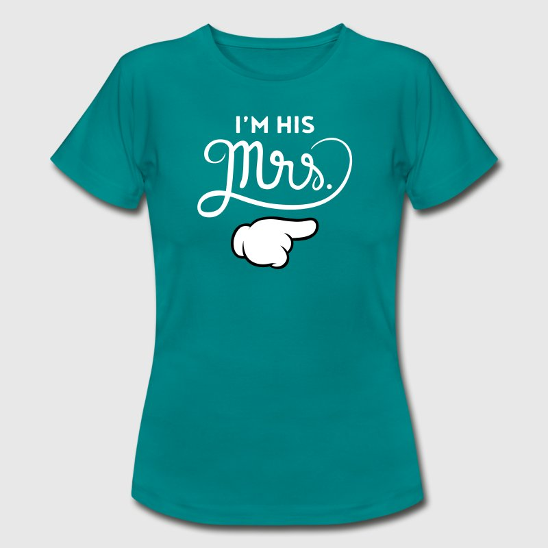 I\'m His Mrs. (Comic Hand) -Part 1 - Dame-T-shirt