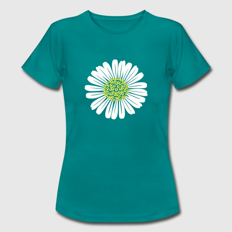 Daisy flower - Women's T-Shirt