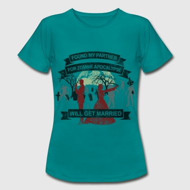 Will get married - Women's T-Shirt