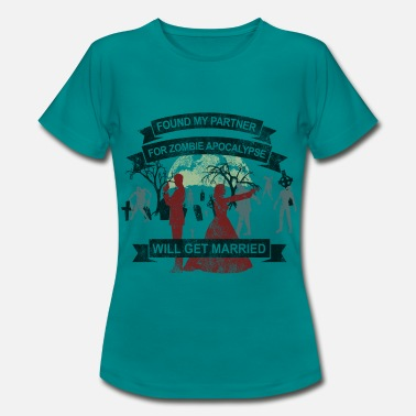 Get Married Will get married - Women's T-Shirt