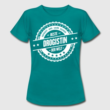 Beste Drogistin - Frauen T-Shirt