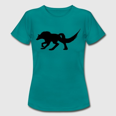 Roofdier Wolf, roofdier - Vrouwen T-shirt