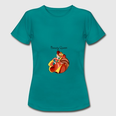 Beauty Queen - Frauen T-Shirt