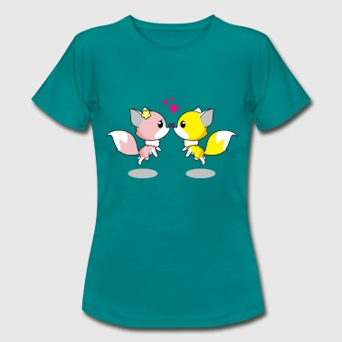 Anime love - Women's T-Shirt