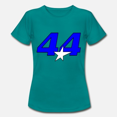 Number 44s Number 44 - Women's T-Shirt